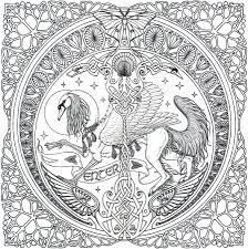 Celtic Dragon Coloring Pages Celtic Dragon Coloring Pages Celtic