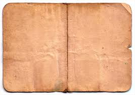 old tan open book texture