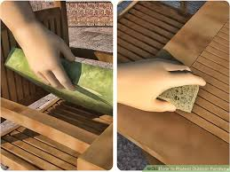 protecting outdoor furniture. image titled protect outdoor furniture step 1 protecting
