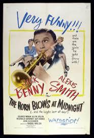 Resultado de imagem para the horn blows at midnight 1945