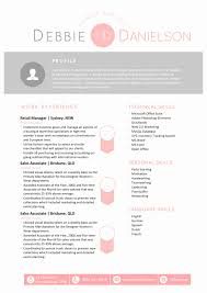 Best Word Resume Template Inspiration Microsoft Word Resume Template 48 Inspirational Best Free