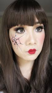 broken doll makeup best ed doll makeup ideas on scary doll