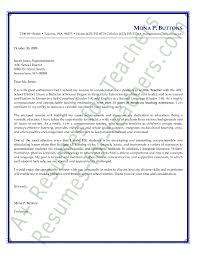 How To Write A Letter Of Interest For Job In Education