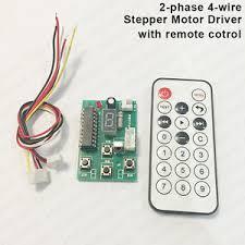 stepper motor driver controller board remote control adjustable 2 image is loading stepper motor driver controller board remote control adjustable