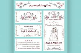 Wedding Card Template Awesome The Best Thank You Cards Template Designs