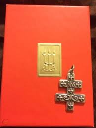 vintage 1970 s james avery cross of