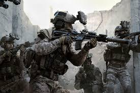 Call Of Duty Modern Warfare Sales Top 600 Million In