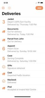 Usps Shipping Quote Interesting Parcel Delivery Tracking On The App Store