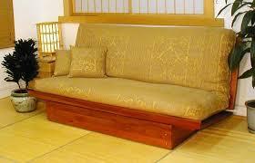 okinawa futon frame with storage and