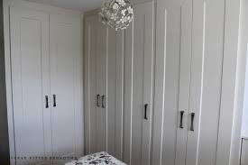 Traditional Wardrobes In Modern Matt Finish