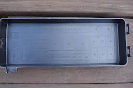 rear fuse box cover need photos chrysler 300c forum 300c Chrysler 300c Fuse Box Chrysler 300c Fuse Box #23 chrysler 300 fuse box