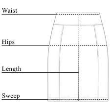 Rita Pull On Fleece Skirt