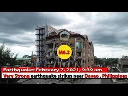 Philippines earthquake february 07 2021 southeast of easter island earthquake february 03 2021. Yutabamlck6yym