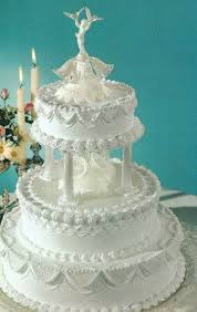 Recipe for Buttercream Icing It is best for decorating wedding