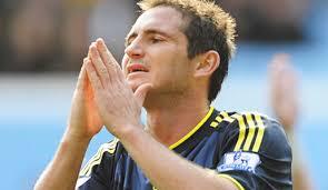 <b>Frank Lampard</b> verletzte sich daraufhin sogar im Training. - frank-lampard-chelsea-514
