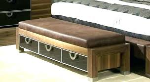 leather bench cushion custom brilliant black seat cushions uk