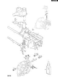 Opel f17 manual transmission selector shaft and fork opel transmission diagrams