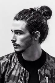 The Most Glorious Man Buns On Instagram Men メンズヘアスタイル
