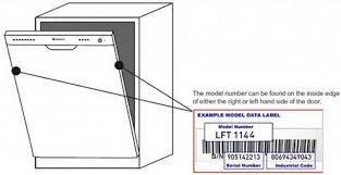 L  Dishwasher Model Number Location_06