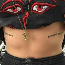английские надписи для тату английский язык тела Enguideru