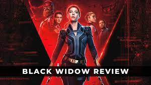 Black Widow Review: Worth the Long Wait ...