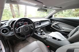 chevy camaro 2016 interior. Beautiful Interior 2016 Chevrolet Camaro Interior Image  Alex DykesThe Truth About  Cars Inside Chevy Interior S