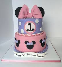 Birthday Cake For 1 Yr Boy A Year Old Girl Cakes Babyplanet