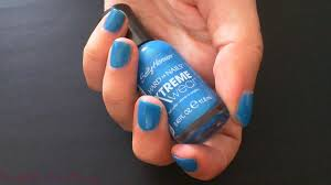 <b>Sally Hansen Xtreme Wear</b> Review - YouTube