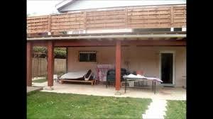 Construction Terrasse Surelev E Avec Pose D Une Terrasse En Bois