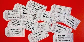 Diy Coupon Book These Diy Love Coupons Are The Secret To A Perfect Relationship