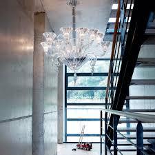 mille nuits chandelier 12 lights baccarat