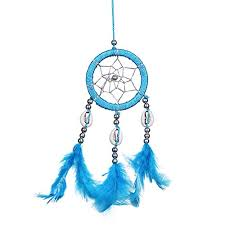 Mini Dream Catcher Lot Fascinating Lot Of 32 Mini Dream Catcher Pure Blue Pink And White Traditonal