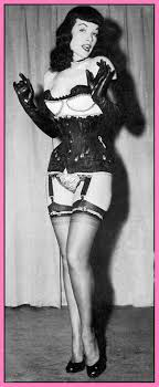 206 best images about Bettie Page II Middle years bondage and.