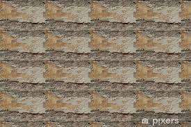 painted old brick wall wallpaper