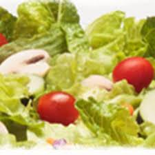 garden salad back to round table pizza los altos ca
