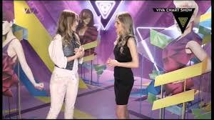 Cserpes Laura 2014 05 16 Viva Tv Viva Chart Show