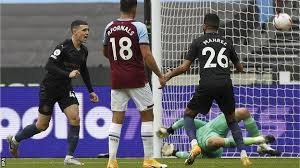 West ham united vs manchester united. West Ham United 1 1 Manchester City Michail Antonio Scores Spectacular Goal For Hammers Bbc Sport