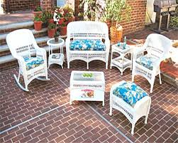 Good Walmart Outdoor Wicker Furniture For Wicker Furniture Cushions