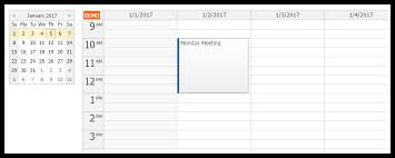 Appointment Calander Angular 6 Appointment Calendar Component Typescript Php Mysql