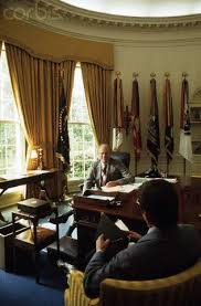 Nixon oval office Recording The Often Bare Nixon Oval Early In Fords Term Nixon Never Liked The Oval Office Richard Nixon Presidential Library And Museum The Often Bare Nixon Oval Early In Fords Term Nixon Never Liked