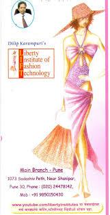 Dress Designing Course In Pune Liberty Institute Of Fashion Technology Sadashiv Peth