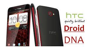 HTC Droid DNA Announced