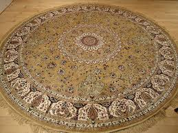 best way to clean silk rugs