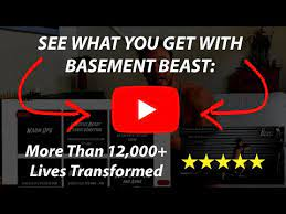 The workouts are a lot of fun! Basement Beast