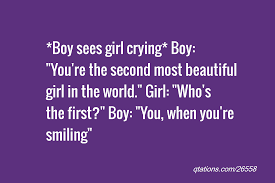You Are Most Beautiful Girl Quotes