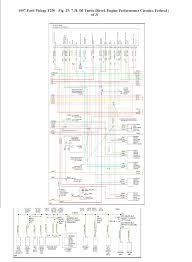 ford f 350 wiring schematic diagram and 1997 f350 nicoh me Ford F-350 Trailer Wiring Diagram at Ford F 350 Wiring Schematic