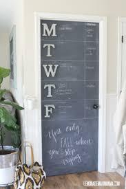 Interesting Magnetic Chalkboard Wall Ideas Photo Decoration Inspiration