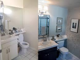 small bathrooms makeover. Perfect Makeover Small Bathroom Makeovers Pileshomeremedy Makeover On Bathrooms E
