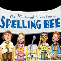 Image result for 25th annual putnam county spelling bee logo