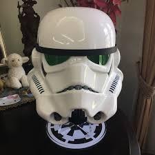 Stormtrooper Helmet Display Stand Awesome Star Wars Helmet Display Stand Toys Games Bricks Figurines On